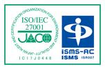 ISO27001登録マーク